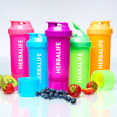 herba-shake.de Herbalife Shaker Neon