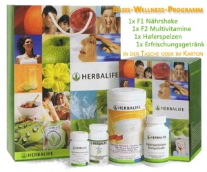 Herbalife-Basis-Wellness-Programm