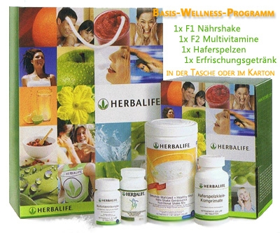 Bild 1 von Herbalife Basis-Wellness-Programm