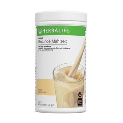 abnehmen mit herbalife shake